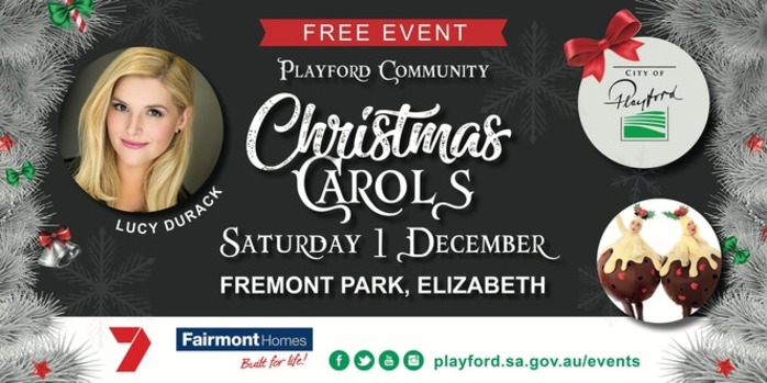 2018 Playford Community Christmas Carols