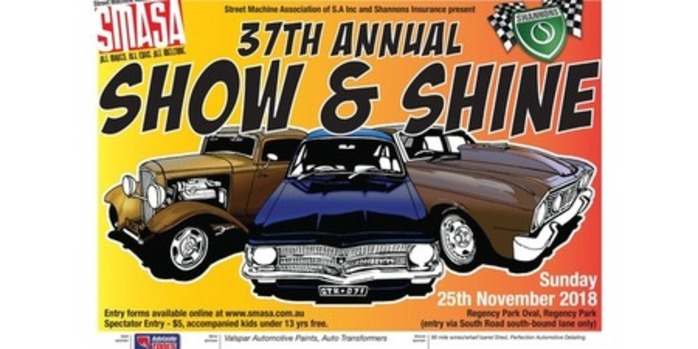 37th Annual Show And Shine