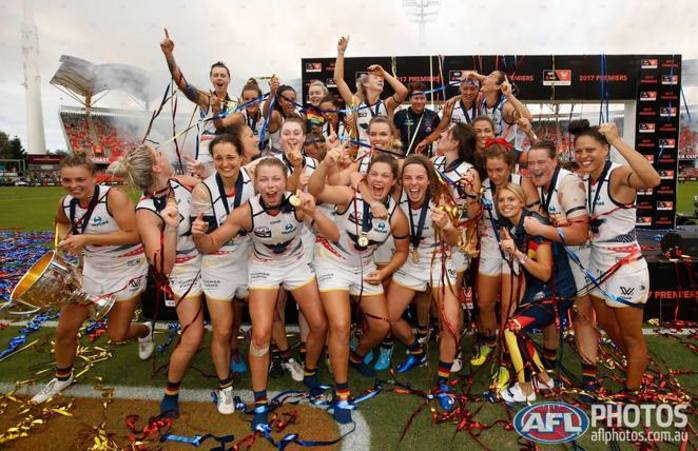 Adelaide Crows AFL Womens League