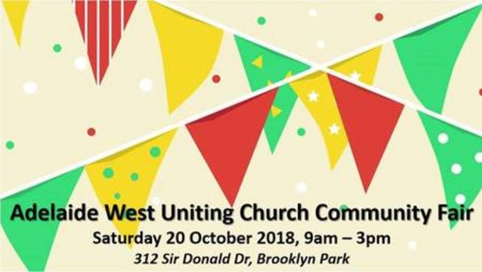 Adelaide West Uniting Church Community Fair