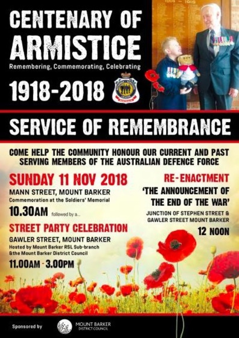 Armistice Day - Street Party - Armistice Day - Street Party