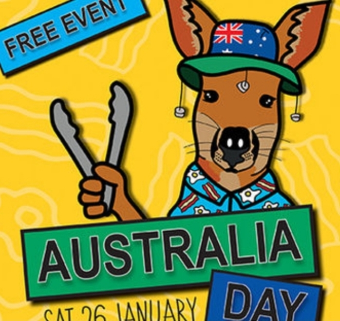 Australia Day Celebrations at Playford 2019