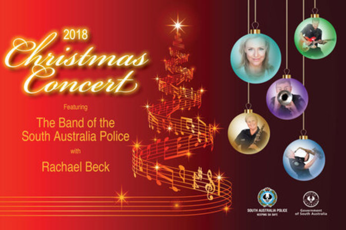 Band of the South Australia Police 2018 Christmas Concert