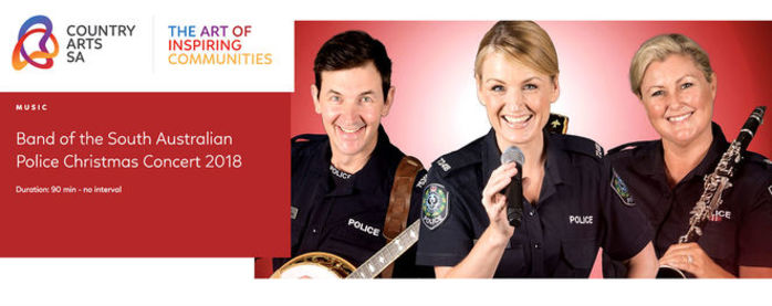 Band of the South Australian Police Christmas Concert 2018