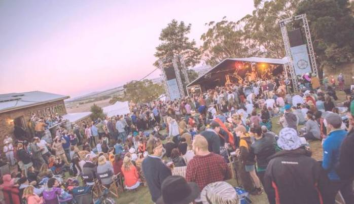 Blenheim Music and Camping Festival 2018