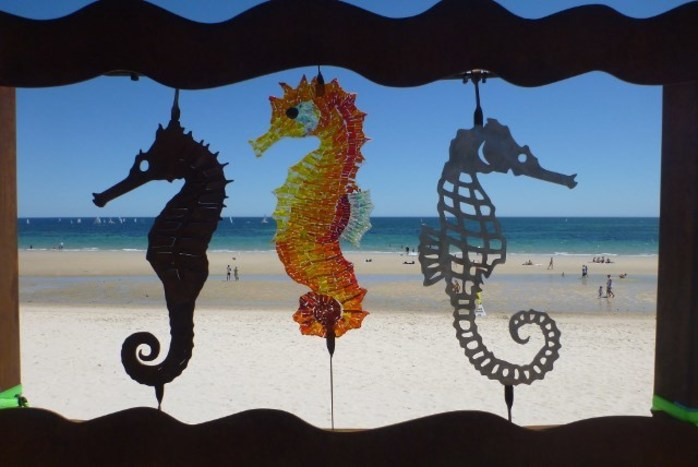 Brighton Jetty Classic Sculptures 2019