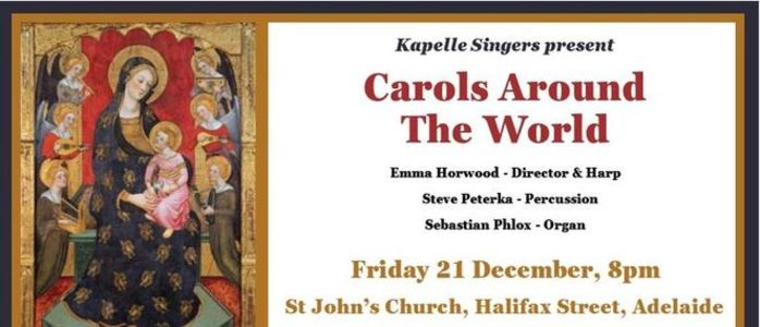 Carols Around The World