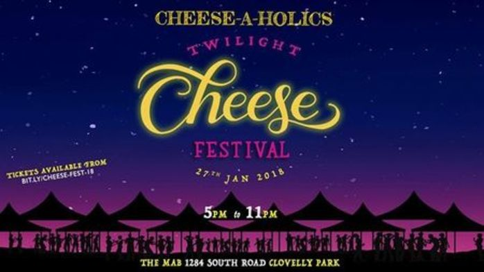Cheese-A-Holics Twilight Cheese Festival