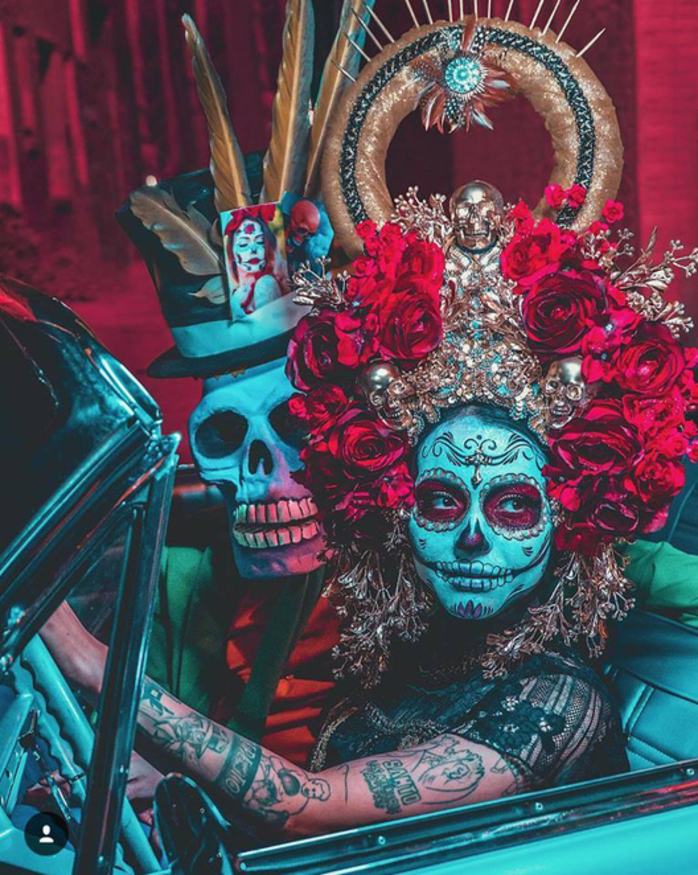 Day of The Dead Battle Adelaide 2018