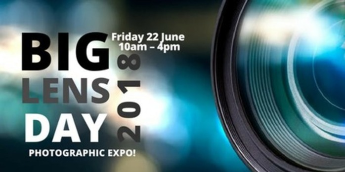 Diamonds Big Lens Day Photographic Expo