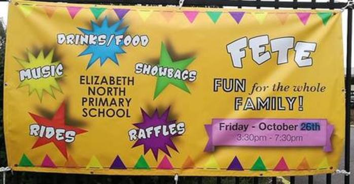 Elizabeth North Primary School Bi-Annual Fete
