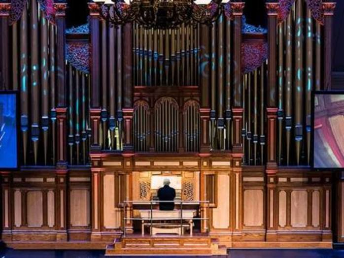 Free Organ Concert by Andrew Georg