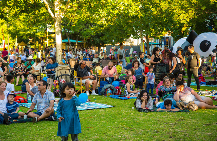Free: West Torrens Summer Festival