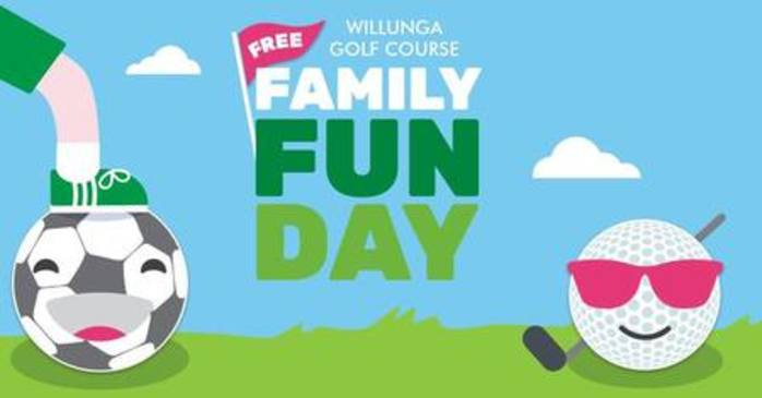 Free: Willunga Golf Course Family Fun Day