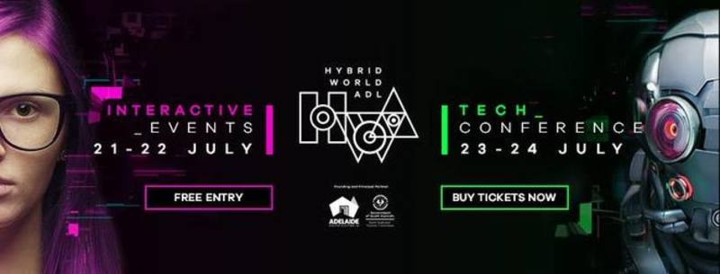 Hybrid World Adelaide - Interactive Events - Hybrid World Adelaide - Interactive Events