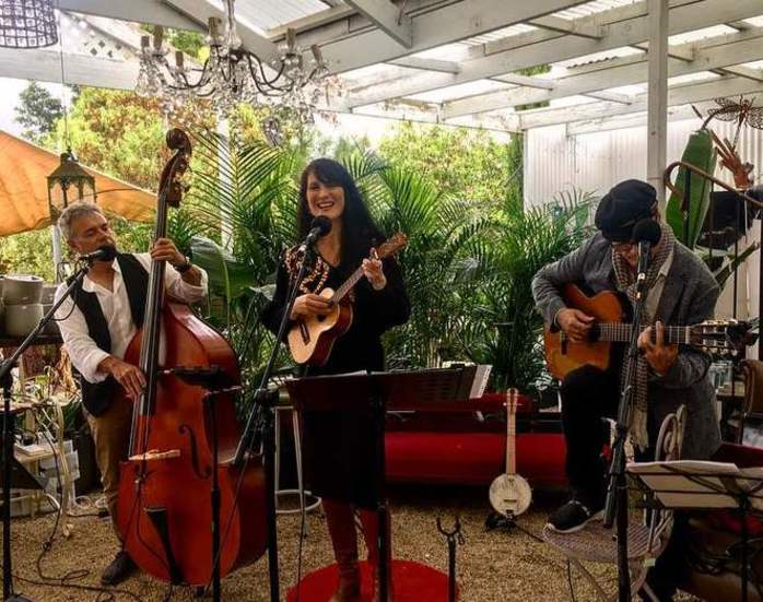 Jazz in the Jungle at Karkoo Nursery