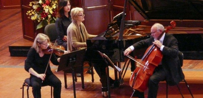 Lunchtime Concert Series - Piano Trio