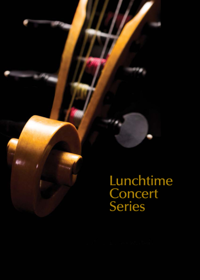 Lunchtime Concerts - Elder Conservatorium Chamber Orchestra