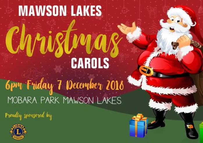 Mawson Lakes Christmas Carols 2018