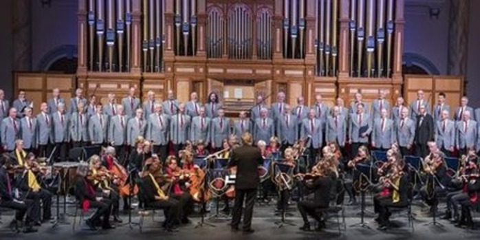 Metropolitan Male Choir of South Australia Variety 2018