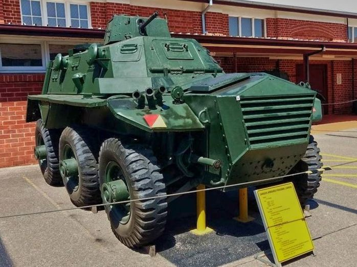 Military Vehicle and Equipment Displays Free