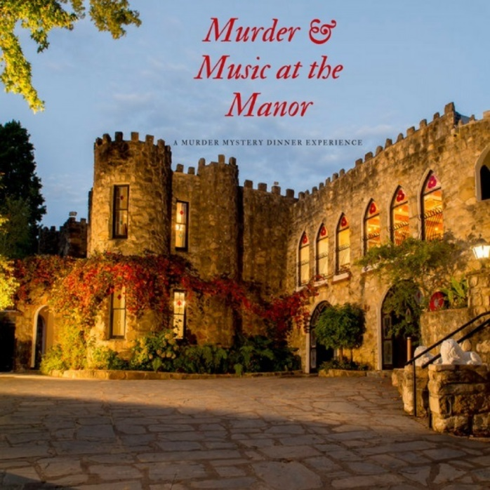 Murder and Music at the Manor