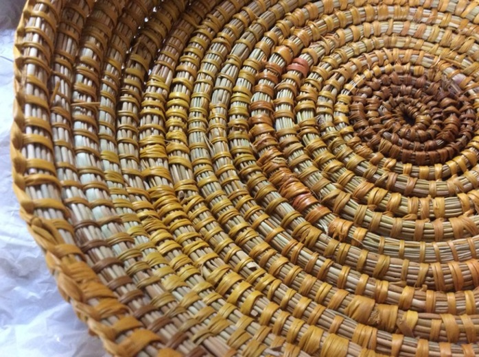 Nature's Pace Basketry Exhibition at Urrbrae House