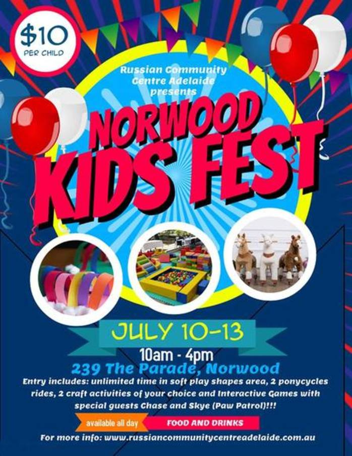 Norwood Kids Fest