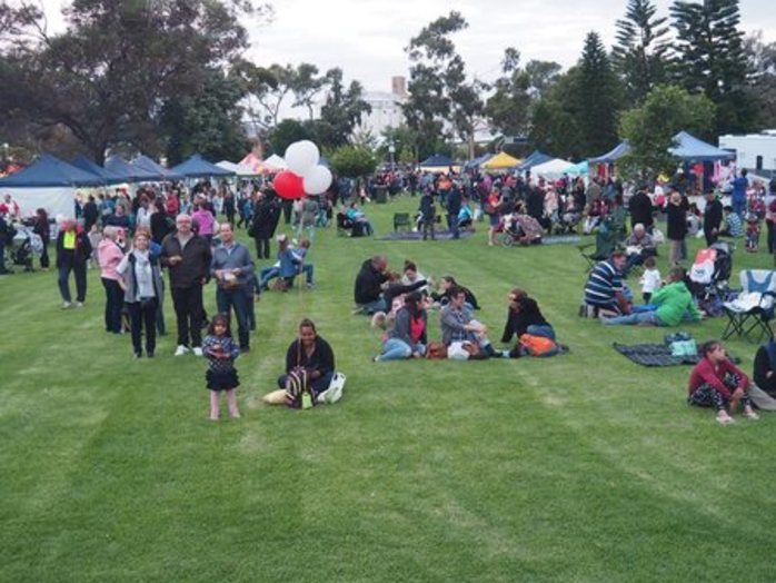 Port Pirie Christmas in the Park