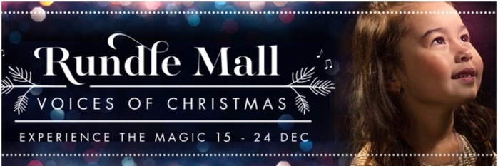 Rundle Mall - Voices of Christmas