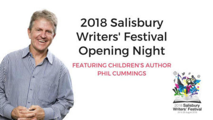 Salisbury Writers Festival 2018 Opening Night