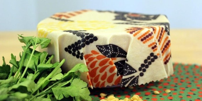 School Holiday Beeswax Wraps