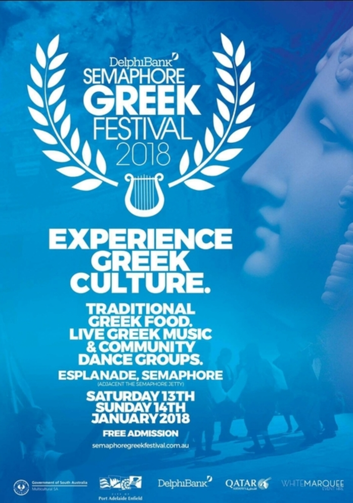 Semaphore Greek Festival 2018