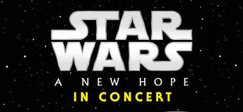 Star Wars A New Hope In Concert - Star Wars A New Hope In Concert