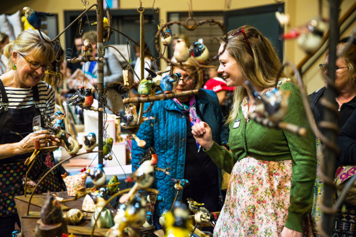 The Makers Shakers Market - Christmas Showcase