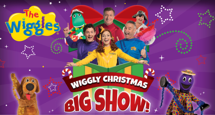 The Wiggles - Wiggly Christmas Big Show