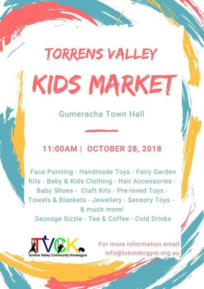 Torrens Valley Kids Market