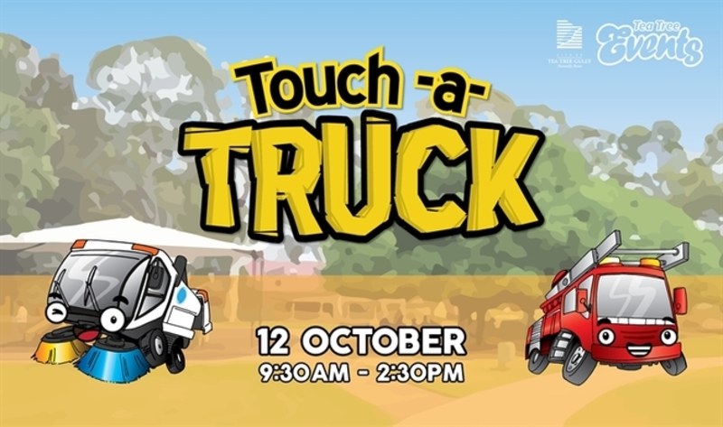 Touch a Truck - Touch a Truck