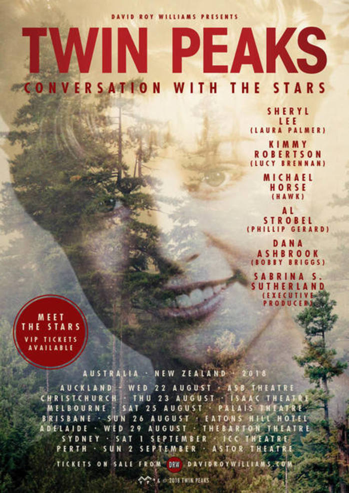 Twin Peaks Conversation With The Stars