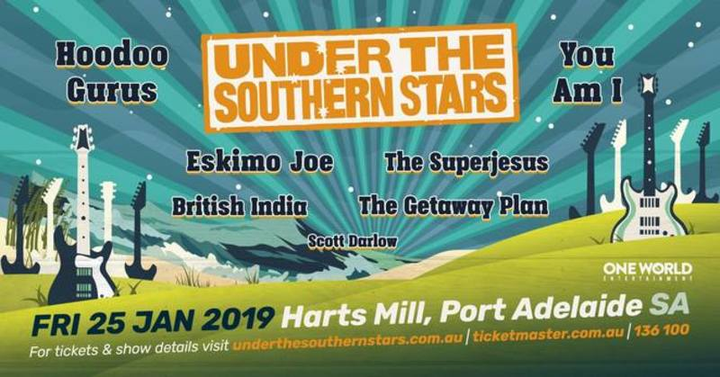 Under The Southern Stars Music Festival - Under The Southern Stars Music Festival
