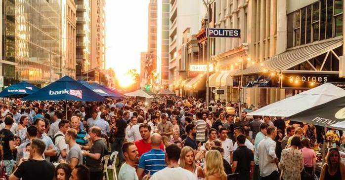 Waymouth Street Party - Spring Edition