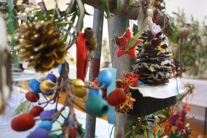 Willunga Christmas Tree Festival - Follow the Star
